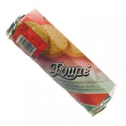Gross Strawberry Fouree Biscuit 300G