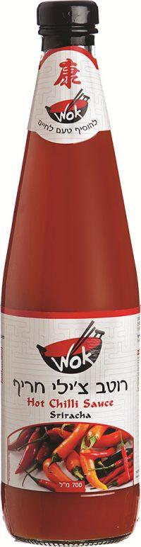 Galil Hot Chili Sauce 550G