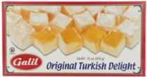 Galil Turkish Delight Assorted 454G