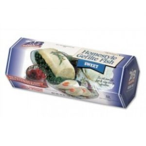 Gefilte Fish - Sweet (Fancy) Boxed 616G