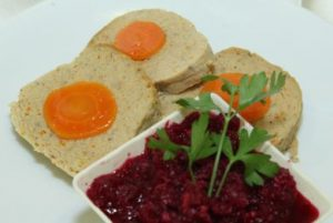 Gefilte Fish Sliced 300G