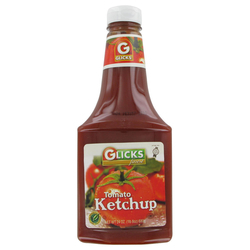 Glick's Ketchup Squeezy 680G