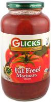 Glick's Marinara Sauce Fat Free 737G