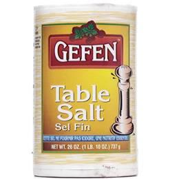 Glicks Table Salt  730g