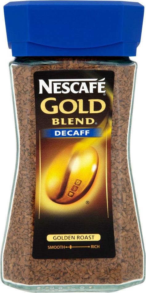 Gold Blend Decaffinated 200G