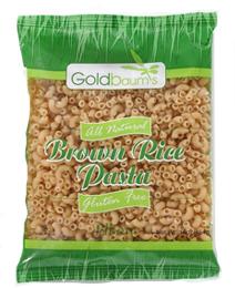 Goldbaums Brown Rice Elbows 453G