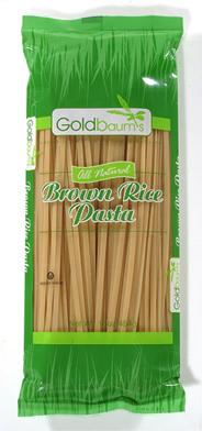 Goldbaums Brown Rice Fettuccine 453G