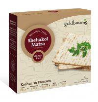 Goldbaum's Shehakol Matzos Gluten Free 300G