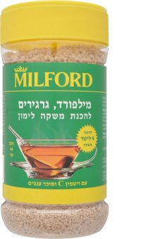 Granules for Making Tea Drink Lemon Milford 400G