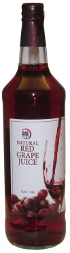 Grape Juice-Red 1l