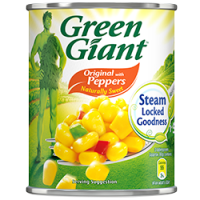 Green Giant Corn Peppers 198G