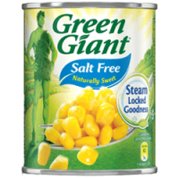Green Giant Niblets No Salt 198G
