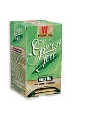 Green Tea with Lemongrass and Ginger 20's