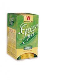 Green Tea with Honey & Lemon  20's