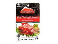Dark Turkey Pastrami  142g