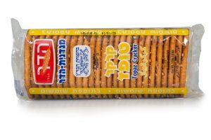 Hadar Topaz Sesame Cracker 110G