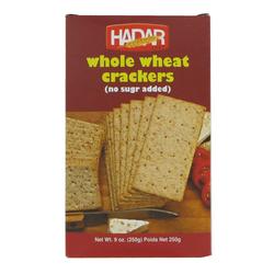 Hader  Dagan Whole Wheat Cracker  Red 250G