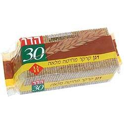Hader Daganit Cracker (No Sugar-Salt) 250G
