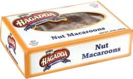 Hazelnut Macaroons 340G