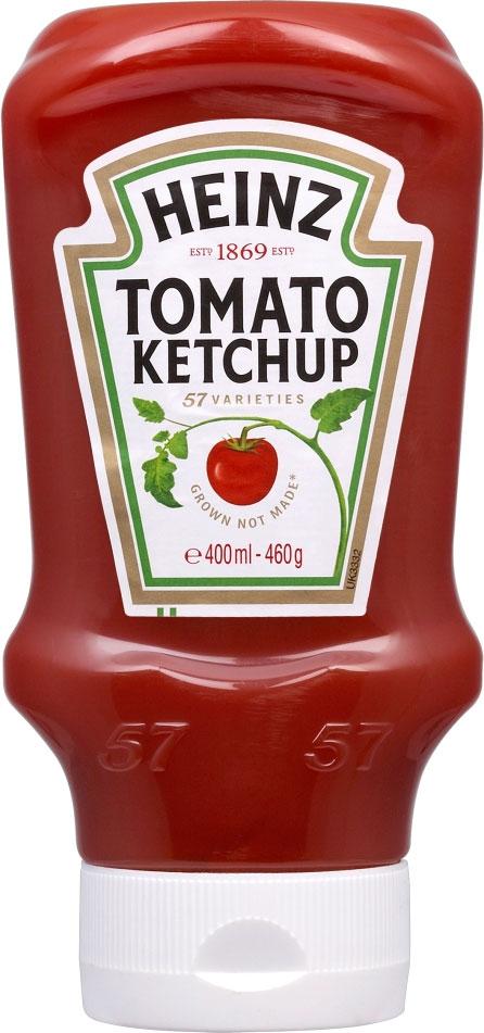 Heinz Ketchup Topdown 460G