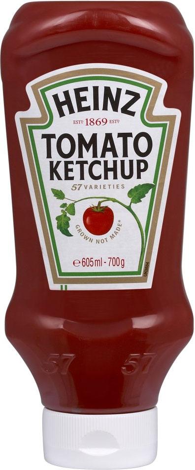 Heinz Tom Ketchup Topdown 700G