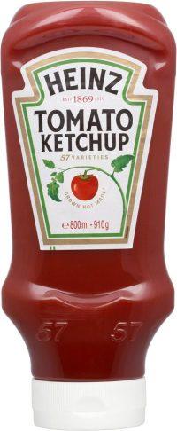 Heinz Tom Ketchup Topdown 910G