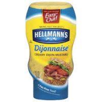 Hellman Dijonnaise Mustrd 224G