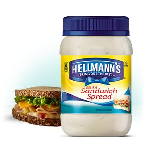 Hellman Sandwich Spread 420G