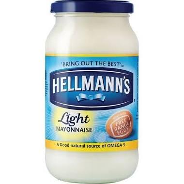 Hellmans Mayonnaise Light (Li Blue) 840G