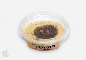Houmous with Masbacha Sauce 300g