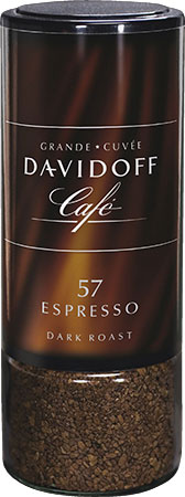 Instant Coffee Espresso Davidoff 50G