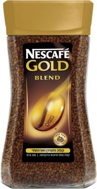 Instant Coffee Gold Bland Nesscafe 200G