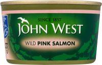 John West Pink Salmon 213G