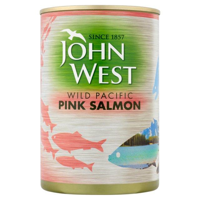 John West Pink Salmon 418G