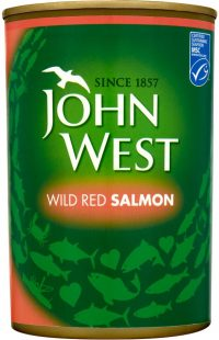 John West Red Salmon 418G
