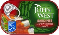 John West Sardines 120G