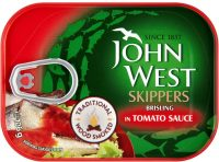 John West Skipper In Tomato 106G