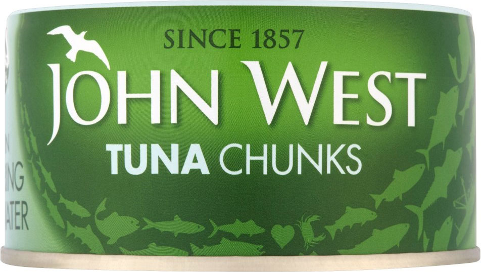John West Tuna Spring Water 185G