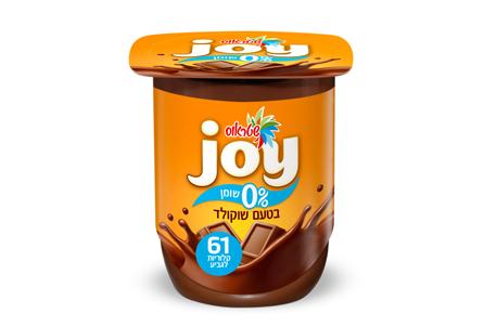 Joy Diet Chocolate Pudding 4*160G
