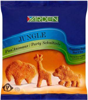 Jungle Party Schnitzels 700G