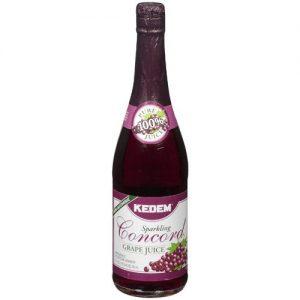 KEDEM Sparkling Concord G Juice
