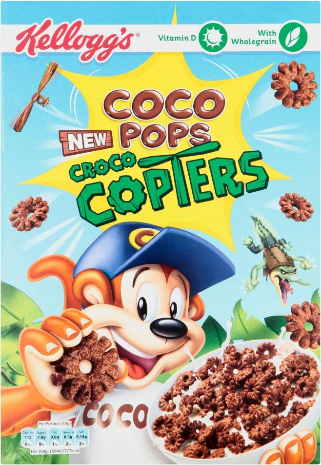 Kelloggs Coco Pops *Special* 600G