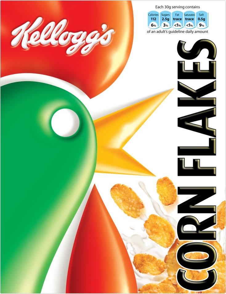 Kelloggs Corn Flakes 250G