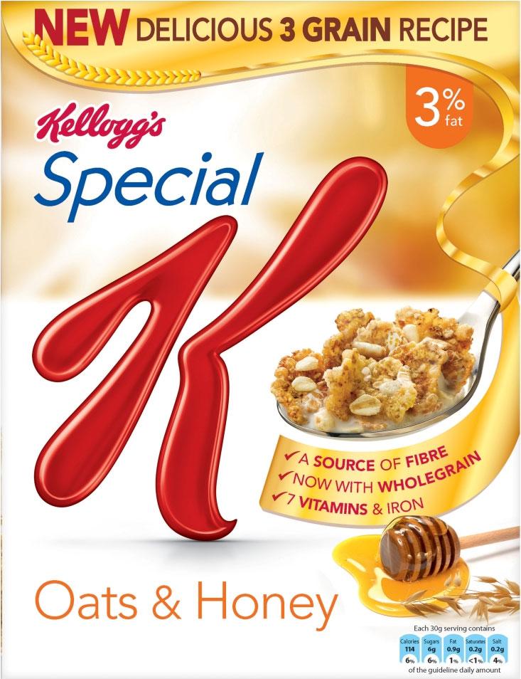 Kelloggs Special K 375G