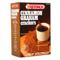 Kemach Cracker Graham Cinnamon 453G