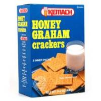 Kemach Cracker Graham Honey 453G