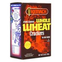 Kemach Whole Weat & Bran Cracker 226G
