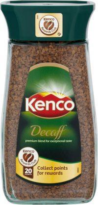 Kenco Decaffeinated Coffee 100G