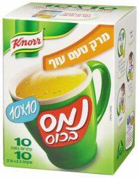 Knorr 10 Cal Chicken Parve 84G