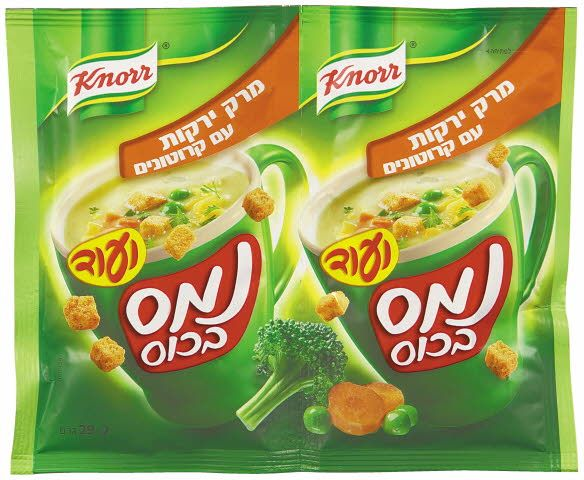 Knorr Instant Chick Flavour 48G